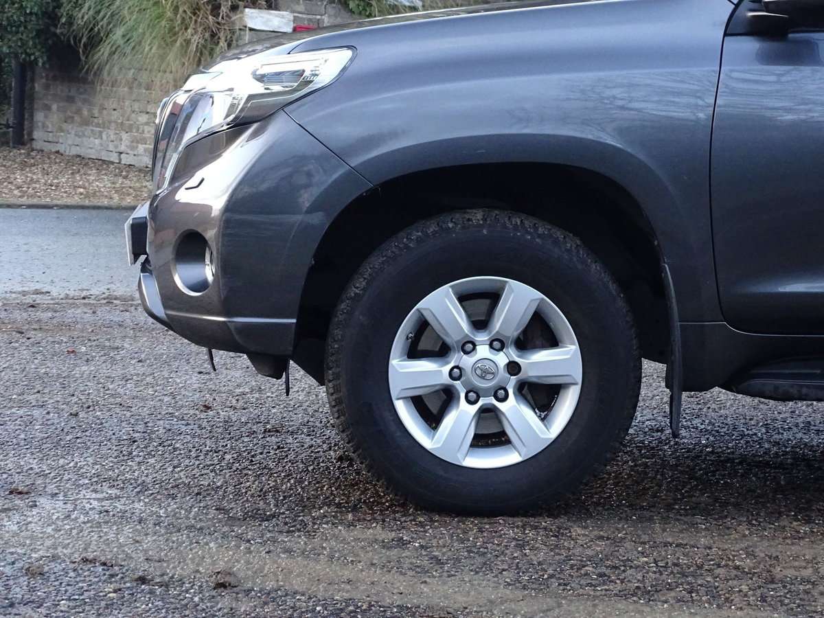 2017 Toyota LAND CRUISER For Sale (picture 6 of 18)