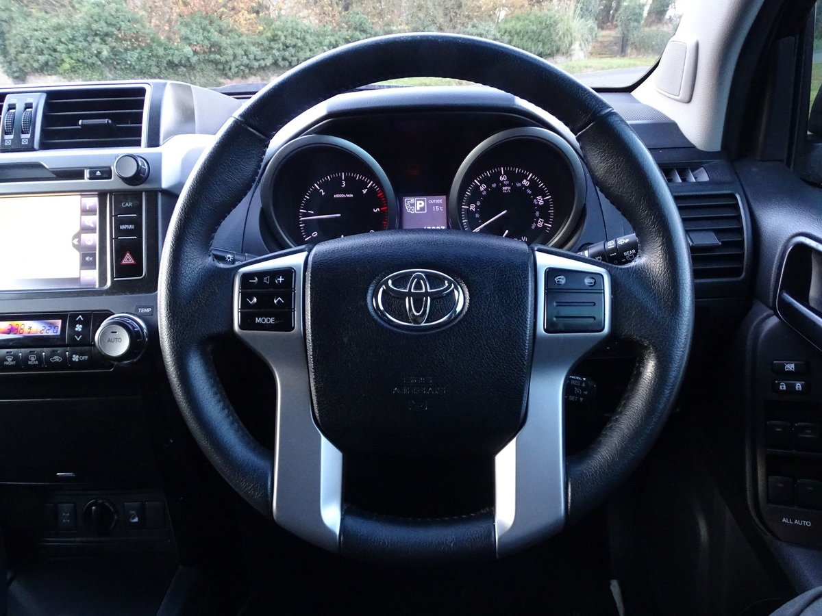 2017 Toyota LAND CRUISER For Sale (picture 7 of 18)