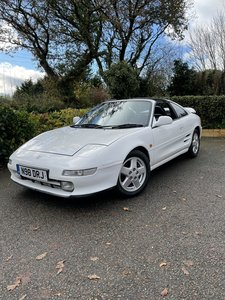 MR2 T-Bar GT N/A UK car