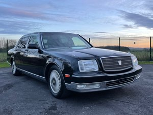 TOYOTA CENTURY REDESIGNED 5.0 V12 * JAPANESE EQ MAYBACH *