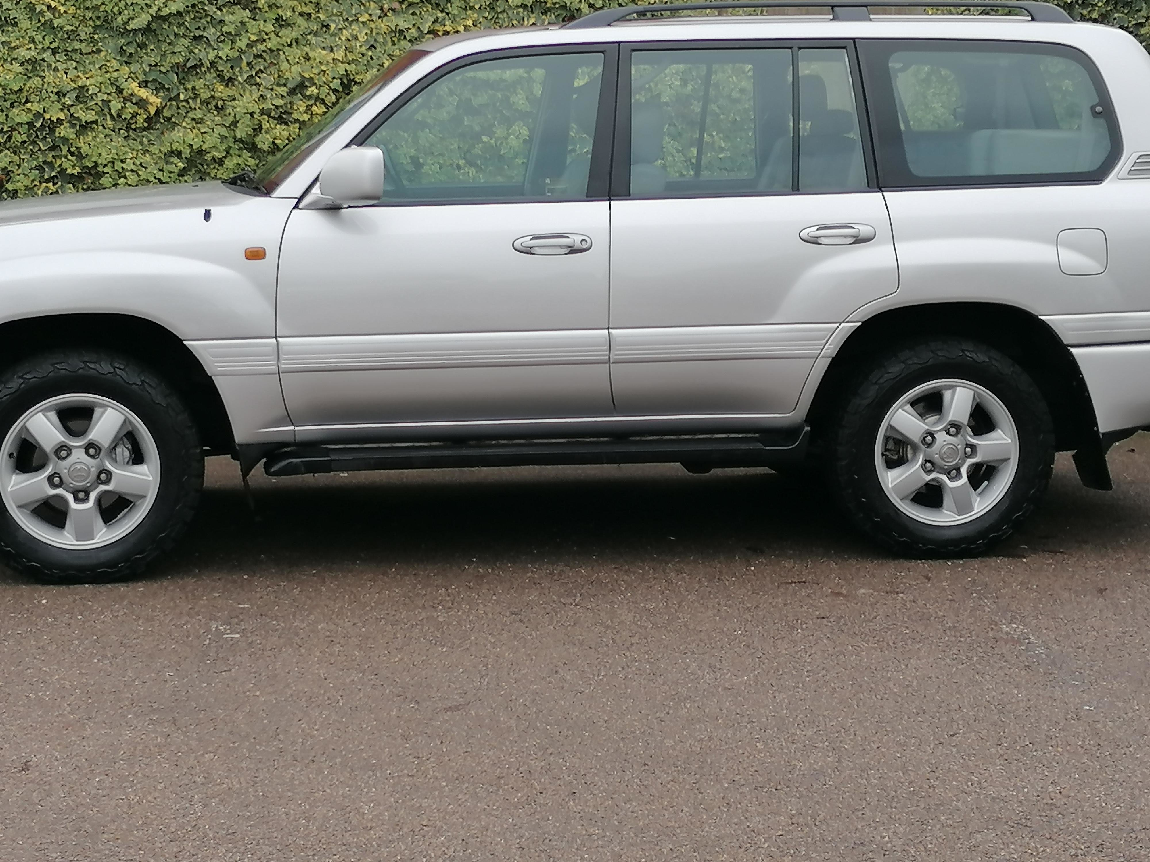 Picture of 2005 05/55Toyota Landcruiser Amazon 4.2 TD VX Manual For Sale