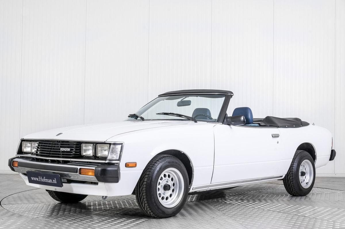 1982 Toyota Celica Cabrio For Sale (picture 1 of 12)