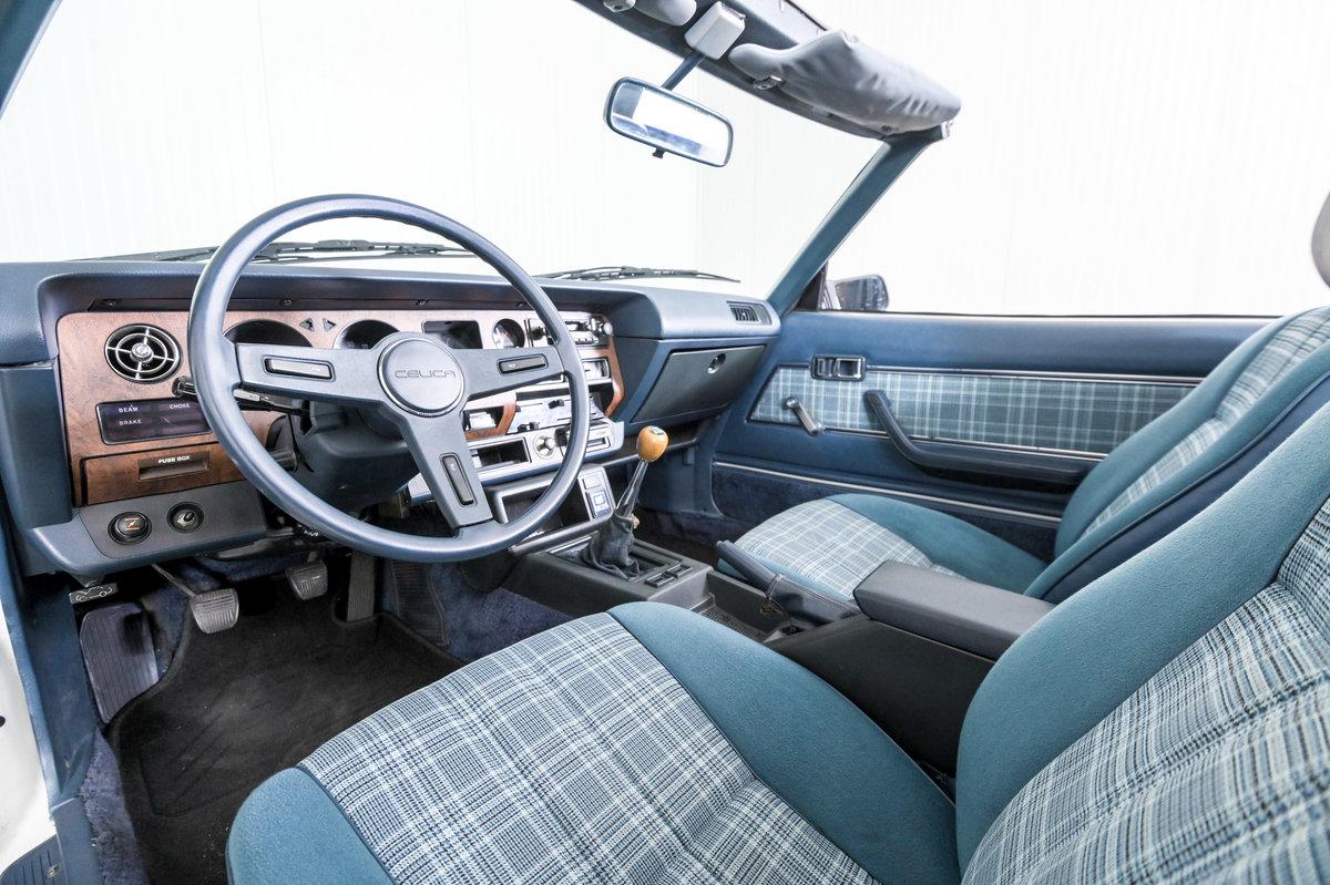 1982 Toyota Celica Cabrio For Sale (picture 3 of 12)