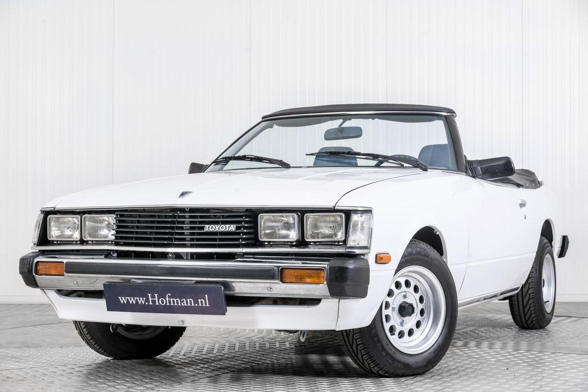 1982 Toyota Celica Cabrio For Sale (picture 4 of 12)