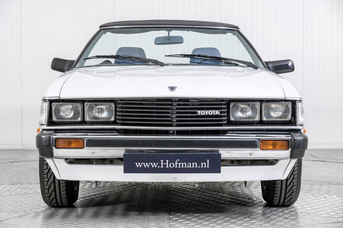 1982 Toyota Celica Cabrio For Sale (picture 8 of 12)