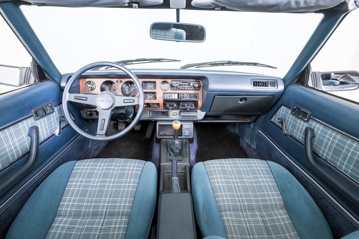 1982 Toyota Celica Cabrio For Sale (picture 12 of 12)