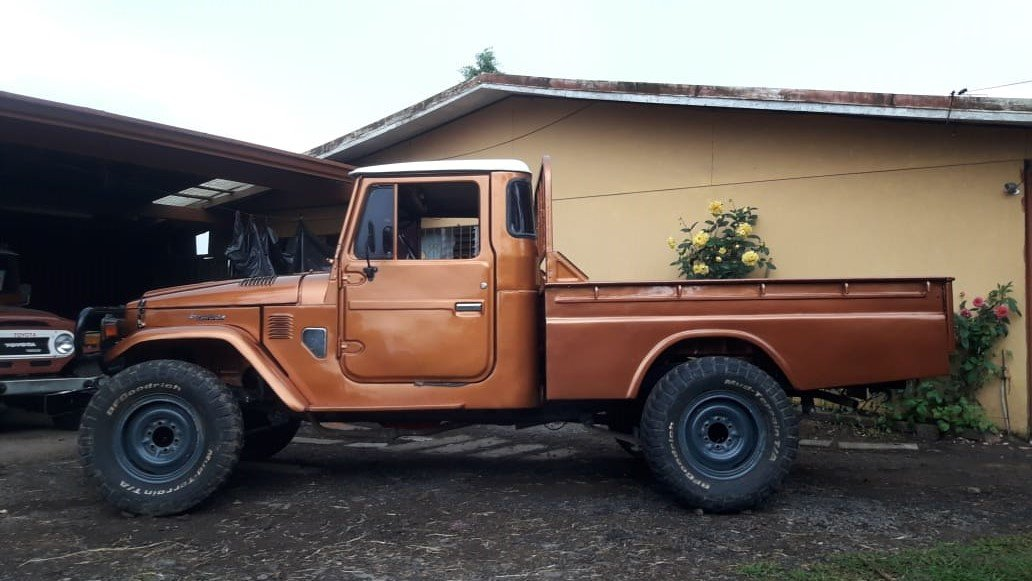 1978 Toyota land cruiser HJ45 For Sale (picture 1 of 12)