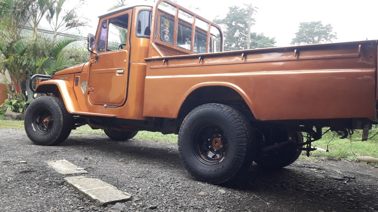 1978 Toyota land cruiser HJ45 For Sale (picture 2 of 12)