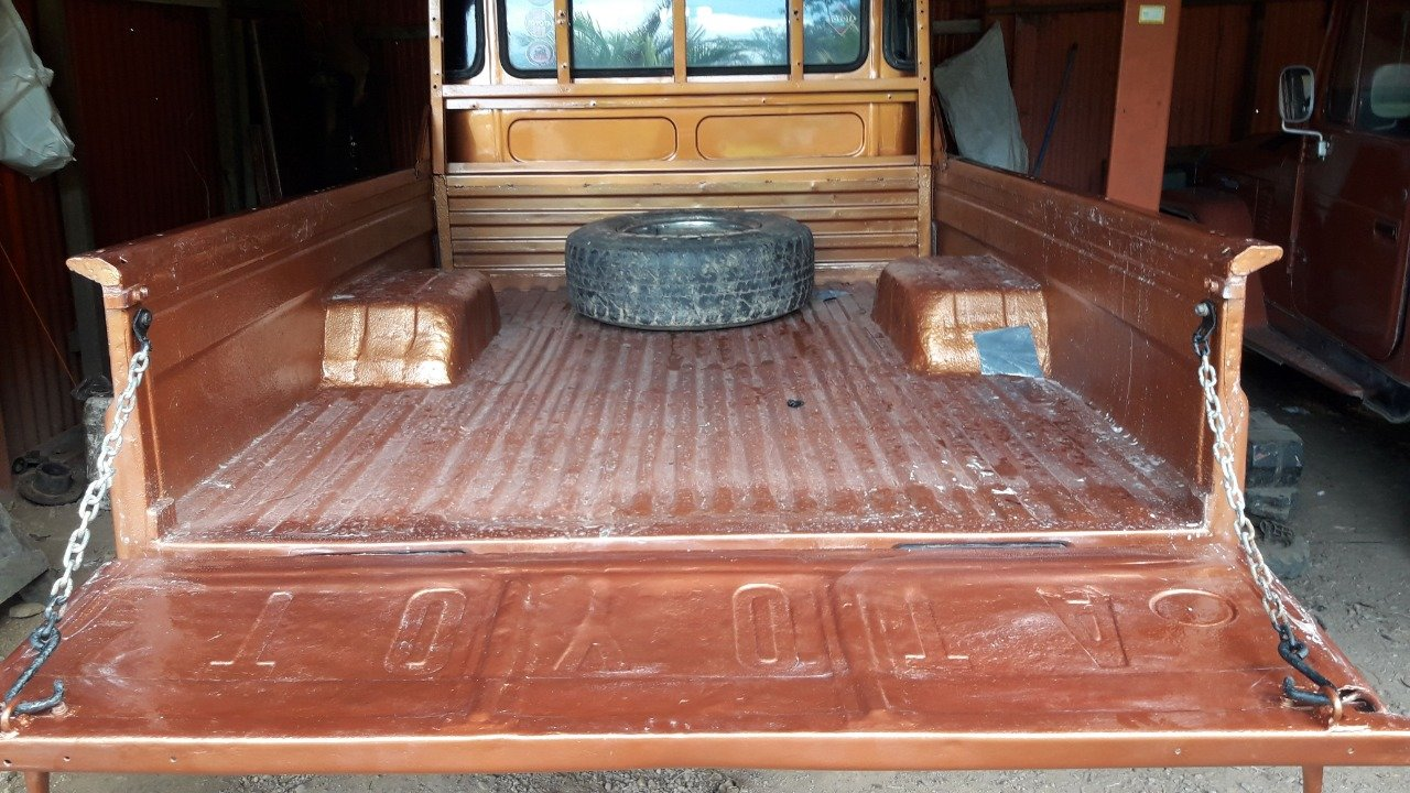 1978 Toyota land cruiser HJ45 For Sale (picture 3 of 12)