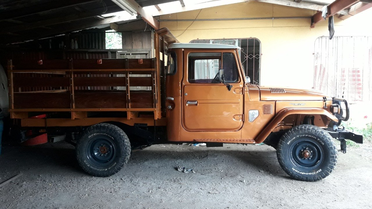 1978 Toyota land cruiser HJ45 For Sale (picture 6 of 12)