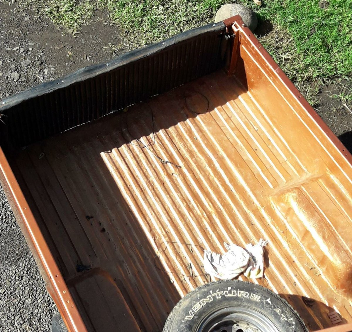 1978 Toyota land cruiser HJ45 For Sale (picture 8 of 12)