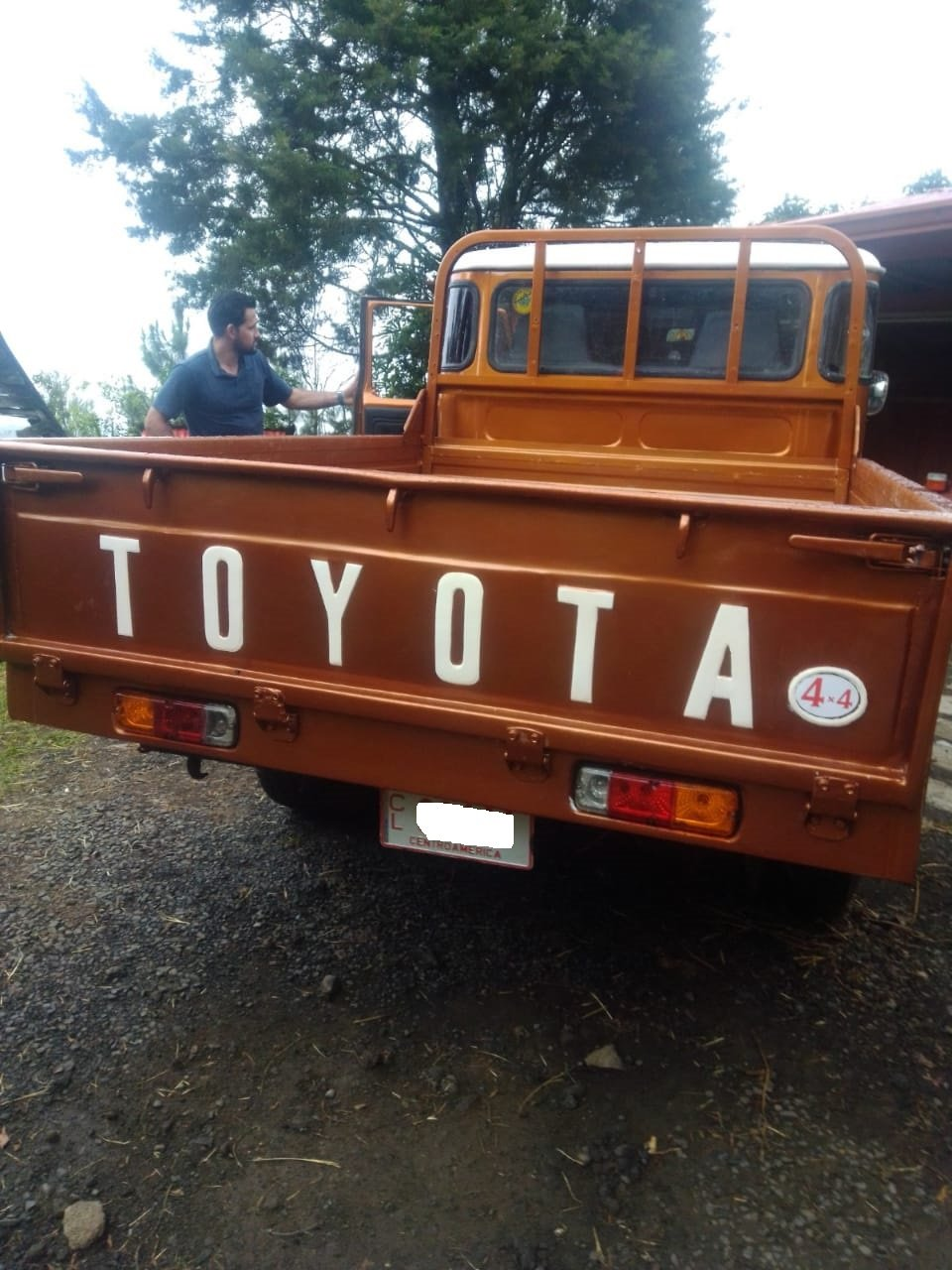 1978 Toyota land cruiser HJ45 For Sale (picture 10 of 12)