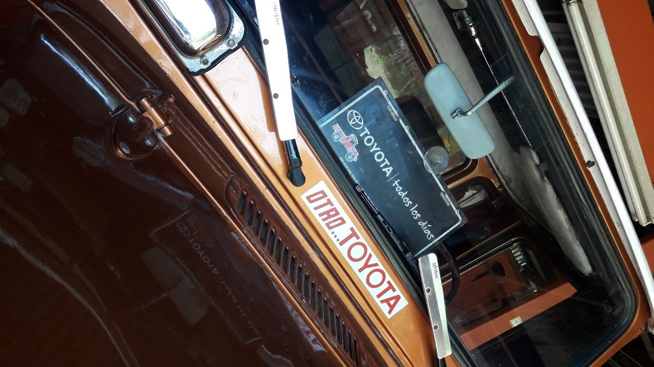 1978 Toyota land cruiser HJ45 For Sale (picture 12 of 12)