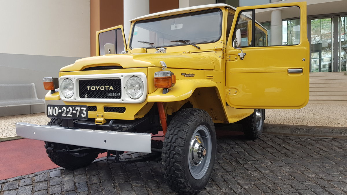1980 Land Cruiser BJ40  -  Original For Sale (picture 2 of 12)