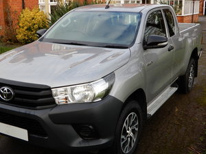 Picture of 2017 Toyota Hilux 2.4 Extra Cab SOLD