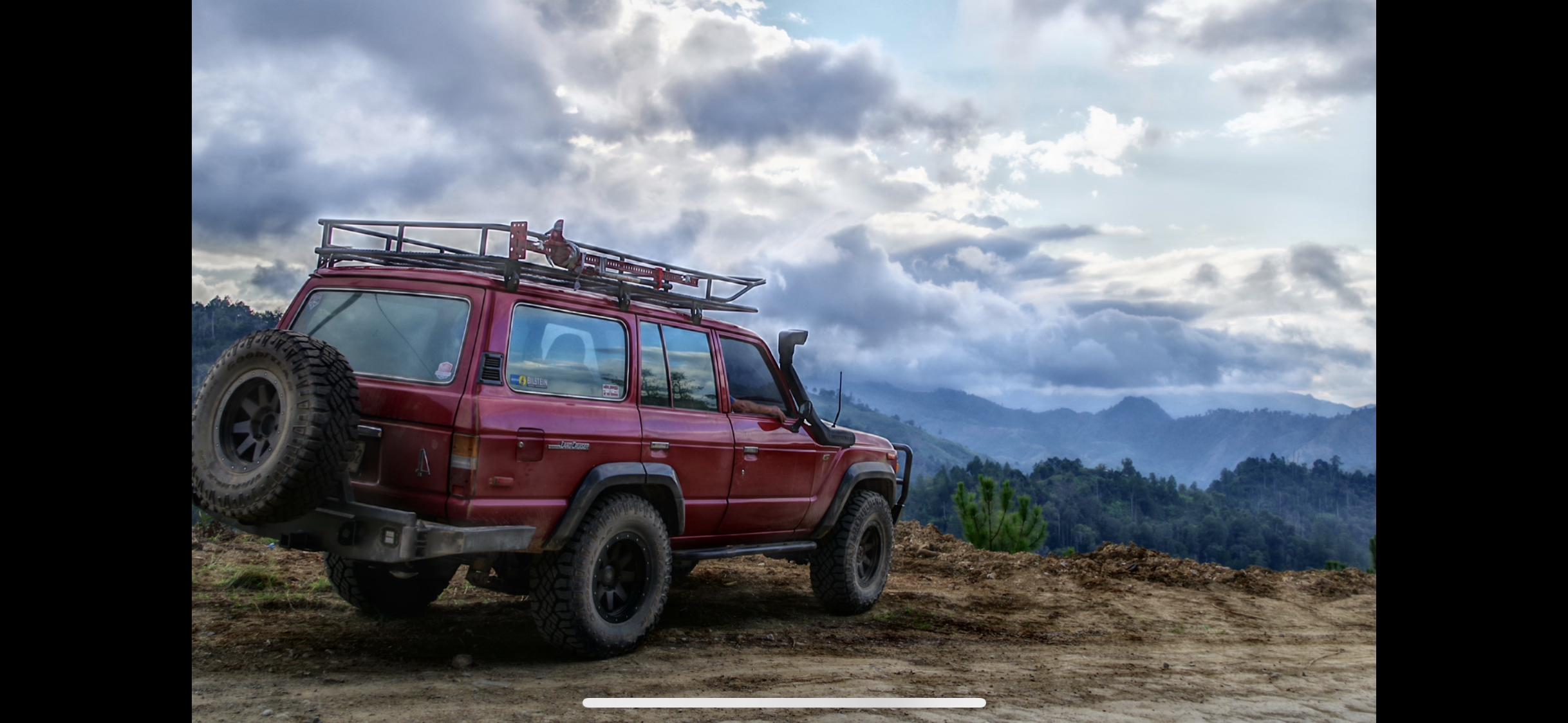 Picture of 1987 Toyota Landcruiser HJ60 LHD For Sale