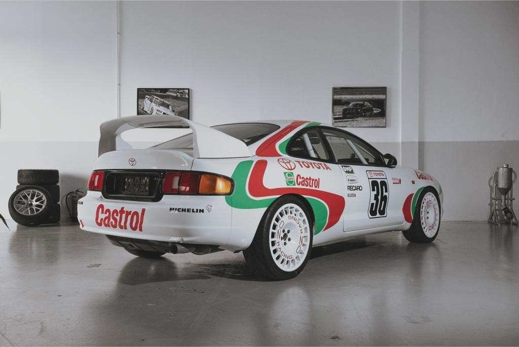1996 Brand new build  this Celica GT-4 Gr. N rallycar. For Sale (picture 3 of 6)