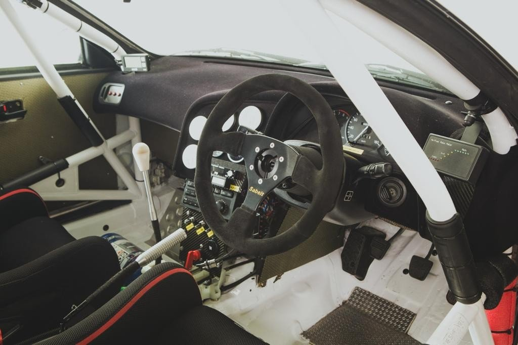 1996 Brand new build  this Celica GT-4 Gr. N rallycar. For Sale (picture 6 of 6)