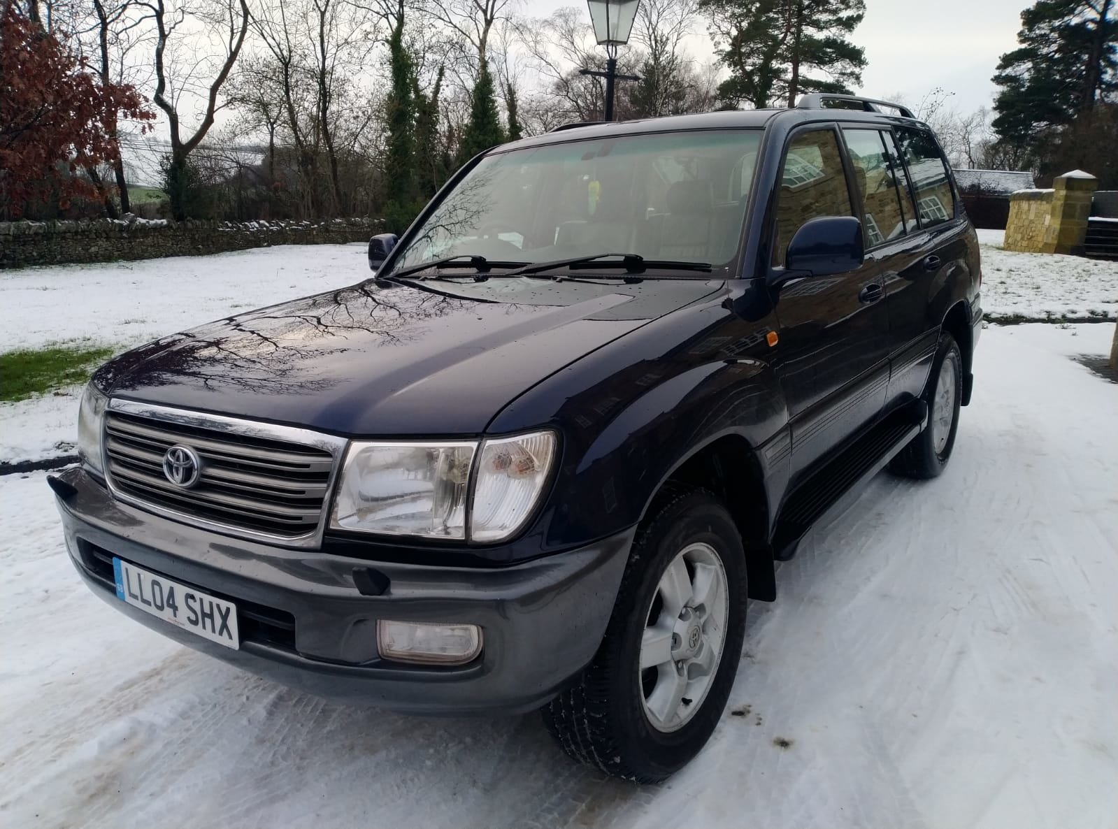 2004 Toyota Land cruiser Amazon TD 4.2 Auto For Sale (picture 1 of 12)