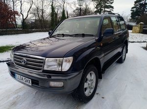Toyota Land cruiser Amazon TD 4.2 Auto