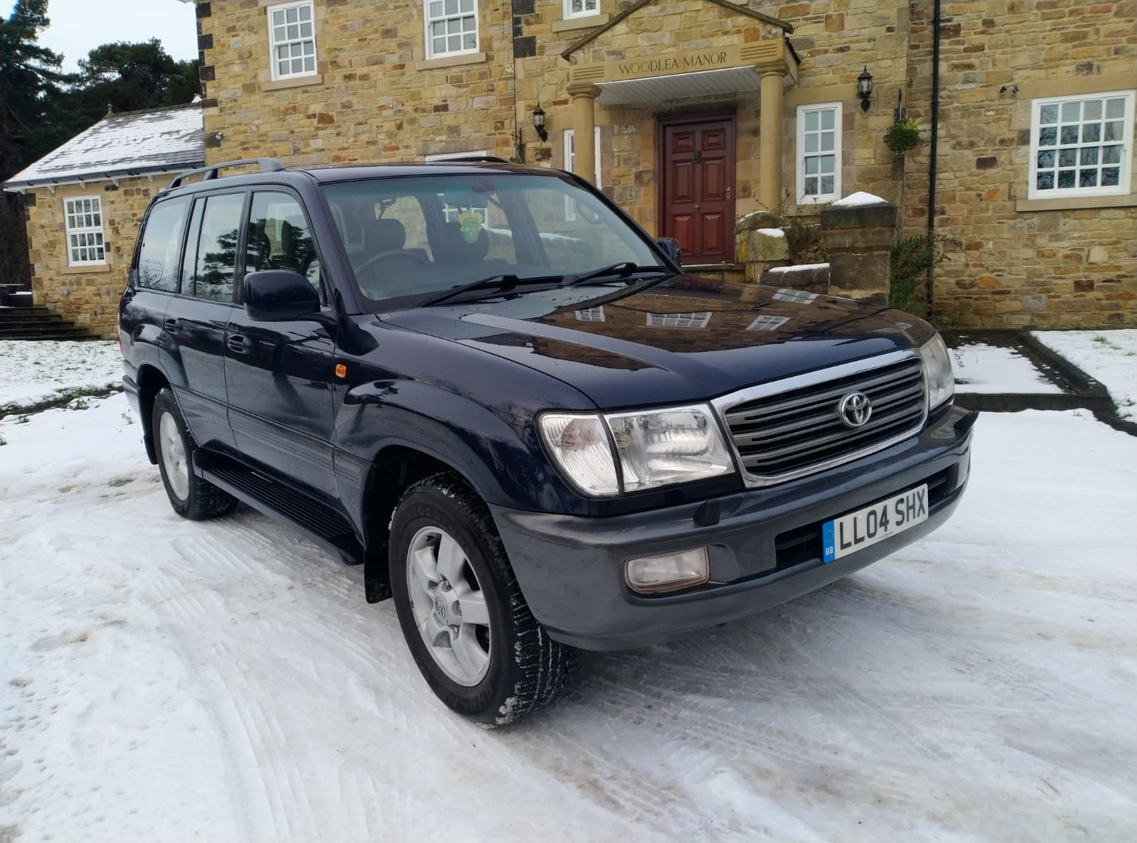 2004 Toyota Land cruiser Amazon TD 4.2 Auto For Sale (picture 2 of 12)