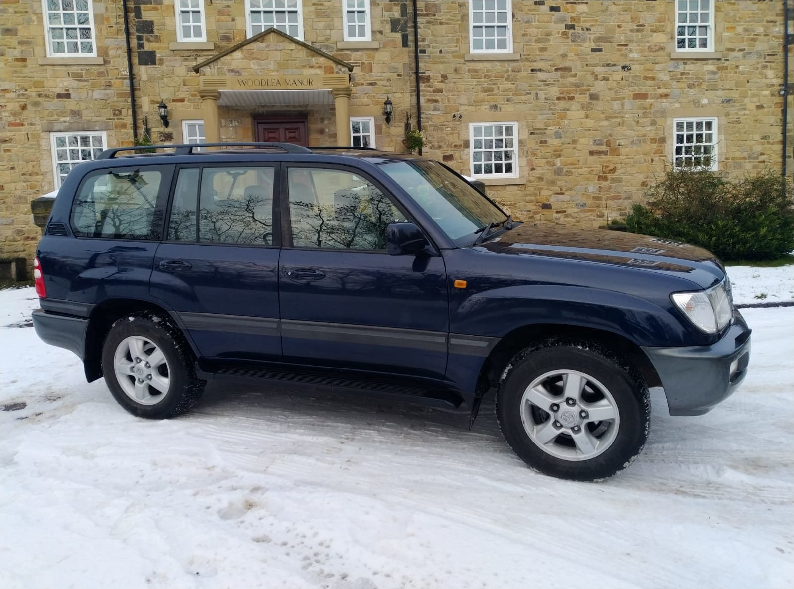 2004 Toyota Land cruiser Amazon TD 4.2 Auto For Sale (picture 3 of 12)