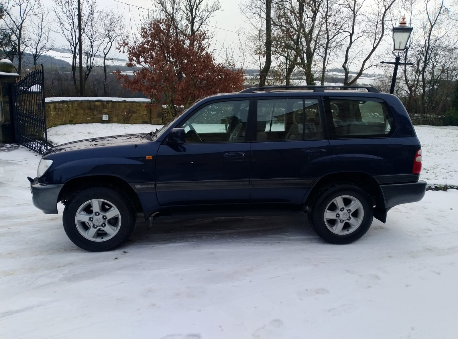 2004 Toyota Land cruiser Amazon TD 4.2 Auto For Sale (picture 4 of 12)