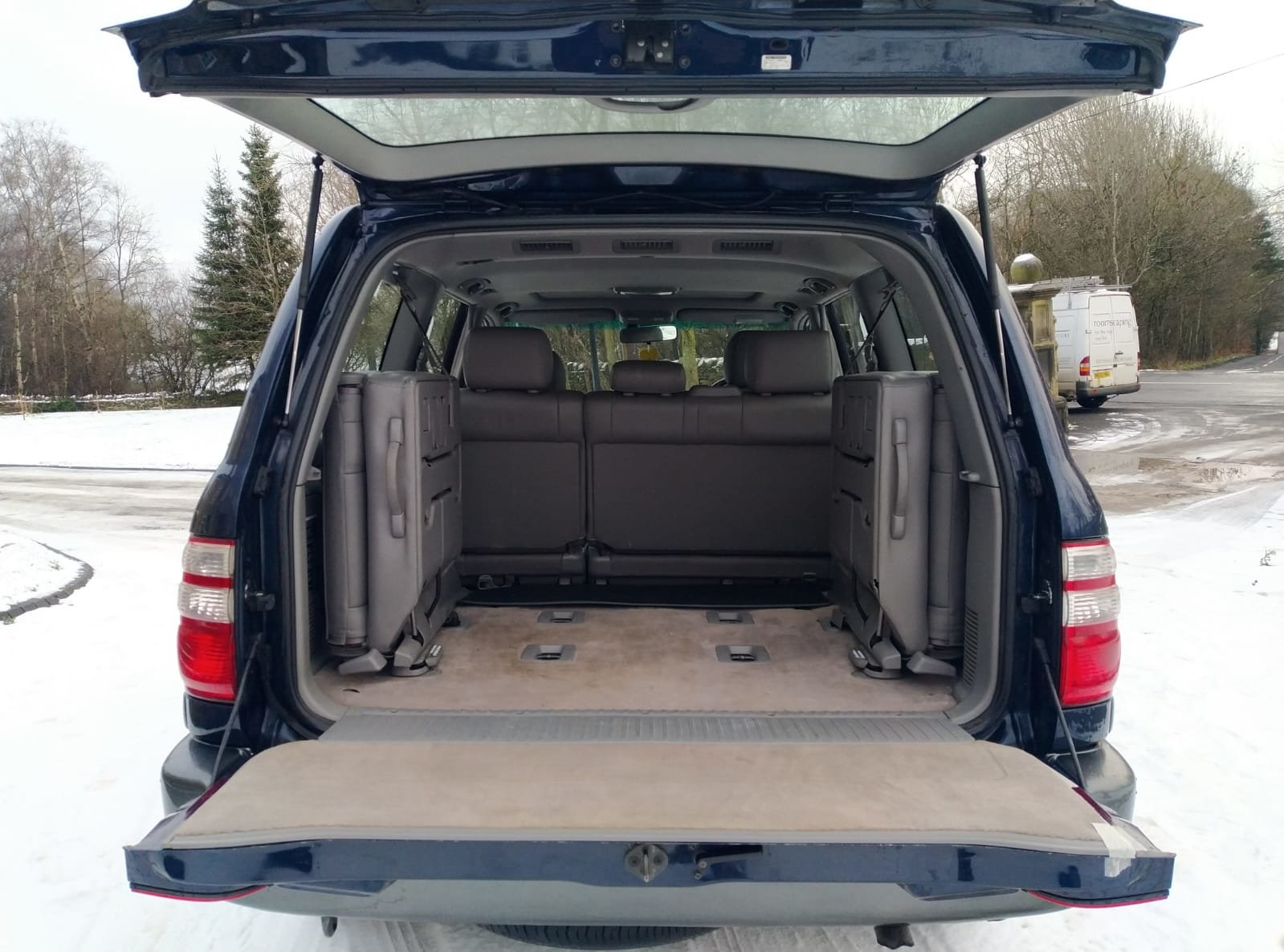 2004 Toyota Land cruiser Amazon TD 4.2 Auto For Sale (picture 6 of 12)