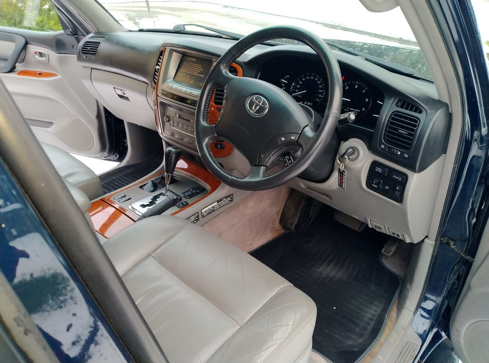 2004 Toyota Land cruiser Amazon TD 4.2 Auto For Sale (picture 7 of 12)