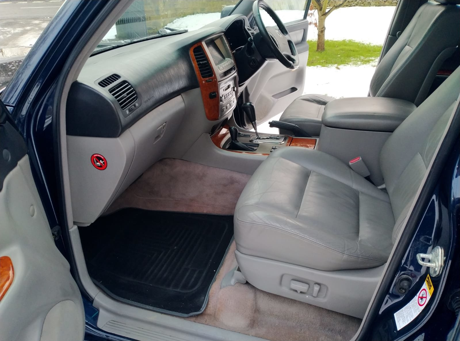 2004 Toyota Land cruiser Amazon TD 4.2 Auto For Sale (picture 8 of 12)