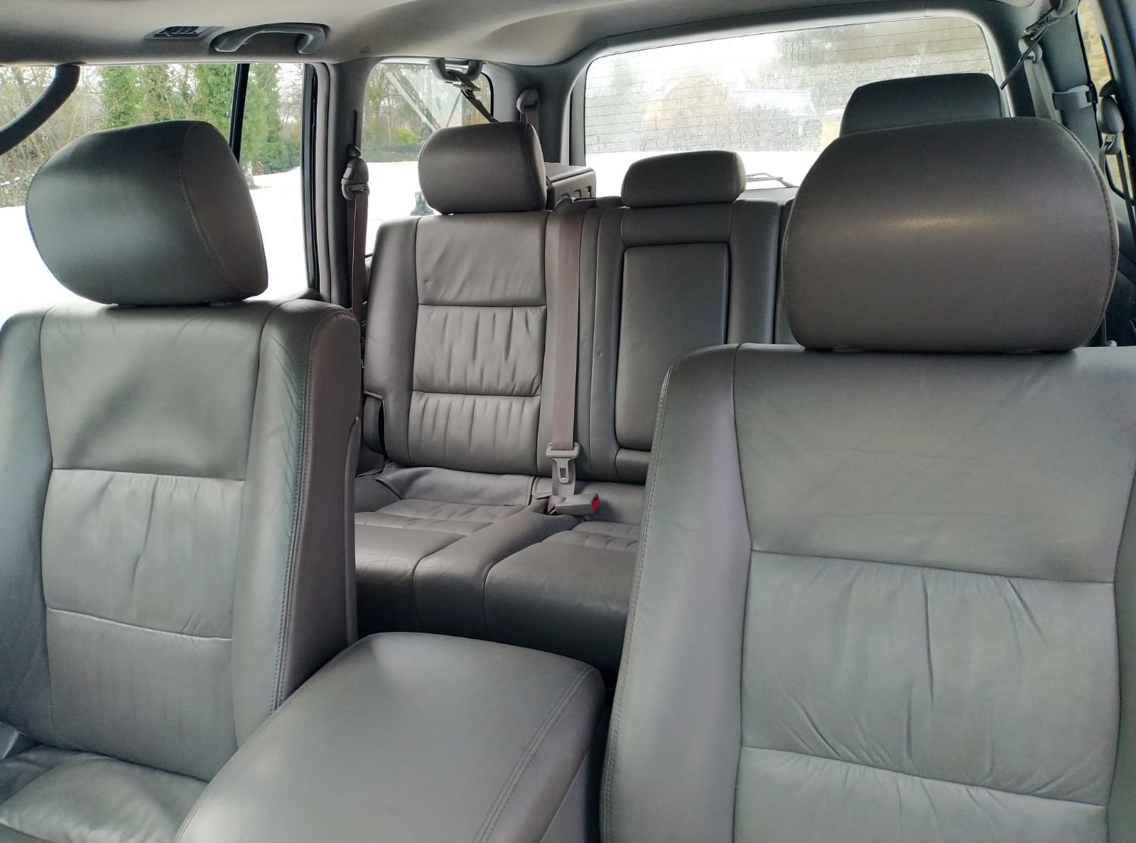 2004 Toyota Land cruiser Amazon TD 4.2 Auto For Sale (picture 9 of 12)