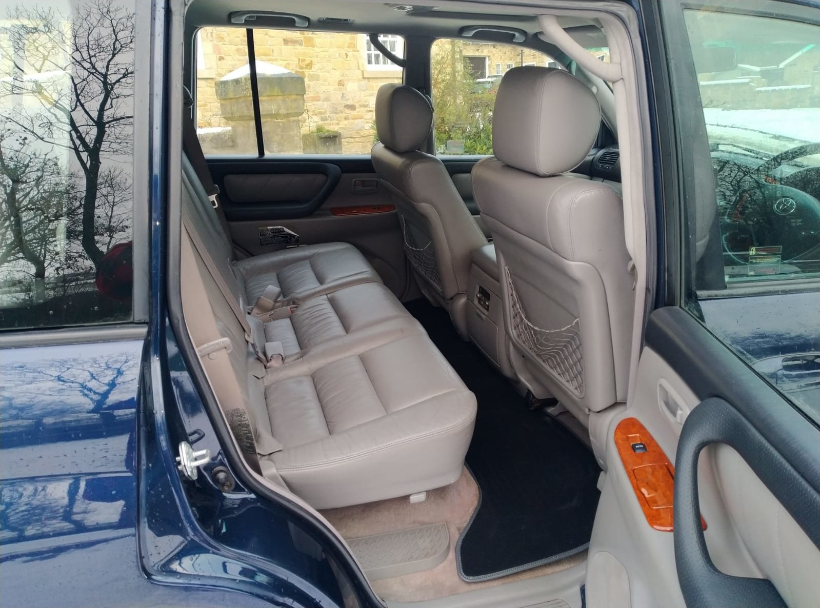 2004 Toyota Land cruiser Amazon TD 4.2 Auto For Sale (picture 10 of 12)