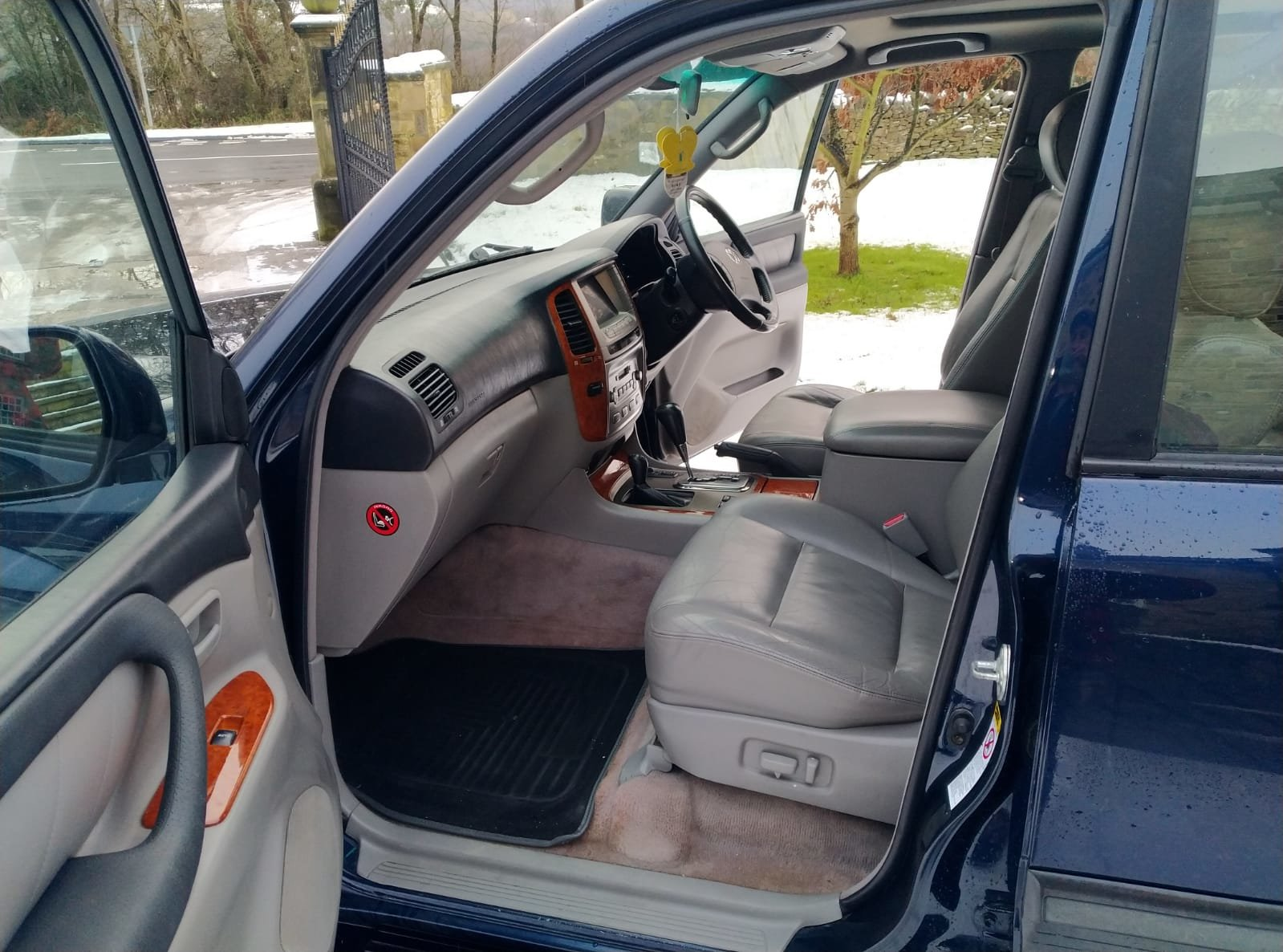 2004 Toyota Land cruiser Amazon TD 4.2 Auto For Sale (picture 12 of 12)