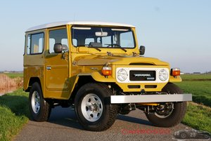 Picture of 1980 Toyota Land Cruiser in body-off restored condition! For Sale