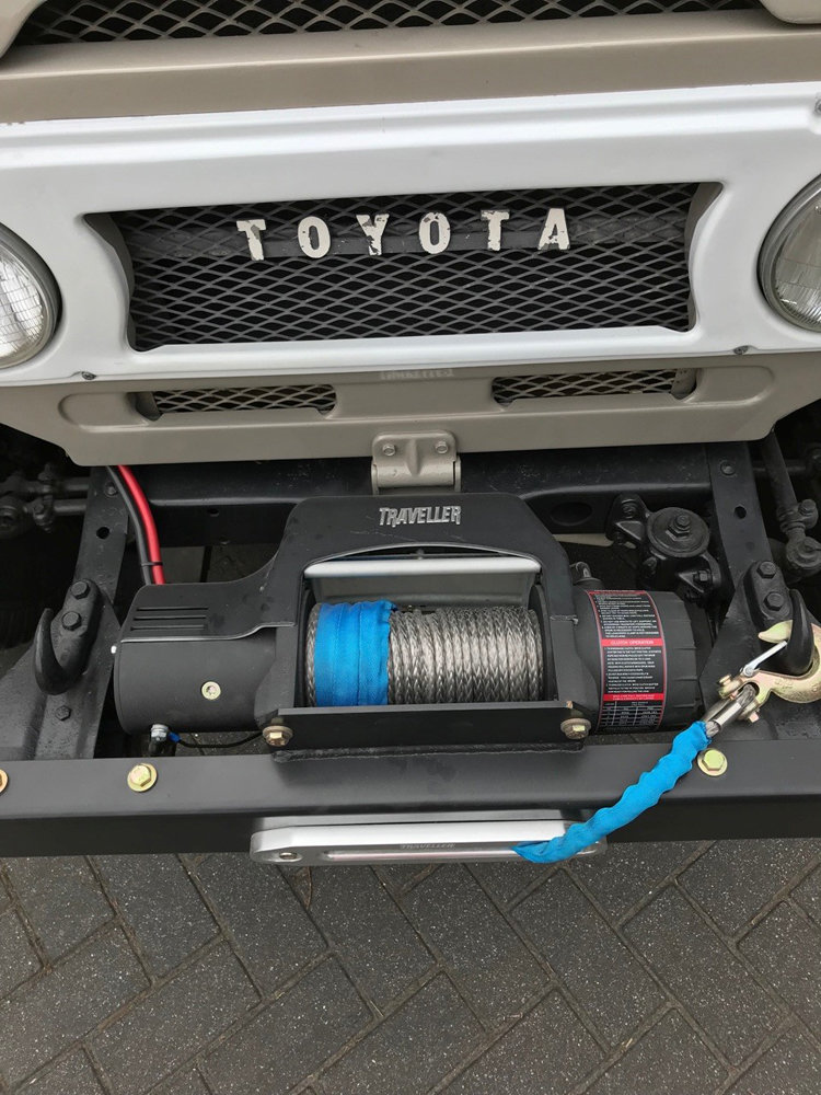 1972 Toyota FJ-40 Land Cruiser 4x4 For Sale (picture 4 of 5)