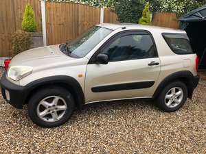 Picture of 2001 Toyota RAV4 LEFT HAND DRIVE For Sale