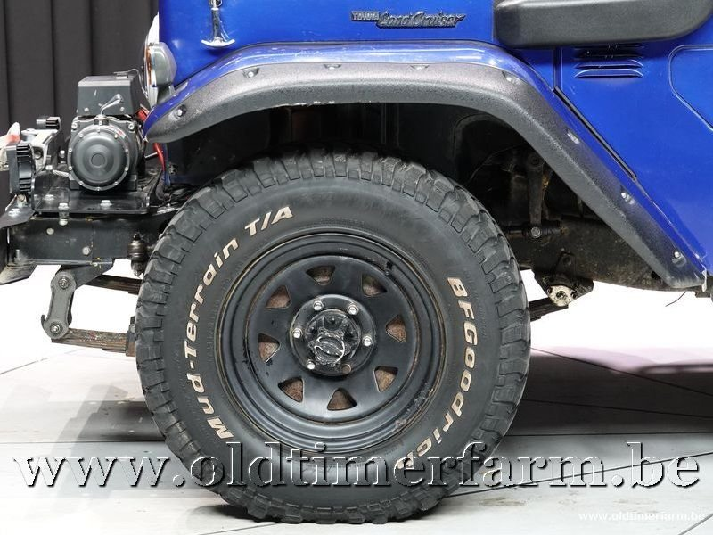 1978 Toyota Land Cruiser BJ40 '78 For Sale (picture 7 of 12)