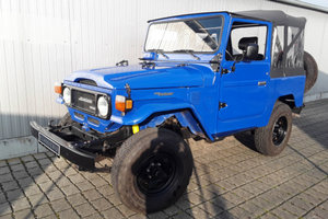 Picture of 1981 Land Cruiser BJ 42 (XT0466) SOLD
