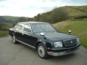 Picture of 2001 Toyota Century V12 GZG50. Just arrived from Japan. For Sale