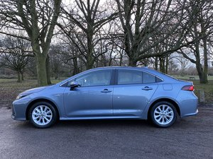 Picture of Toyota Corrola Icon Hybrid Saloon 2020/70 new 500 miles For Sale