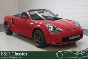 Picture of Toyota MR2 | Cabriolet | 76,640 km | 2000 For Sale