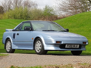 Picture of 1989 Toyota MR2 27th April For Sale by Auction