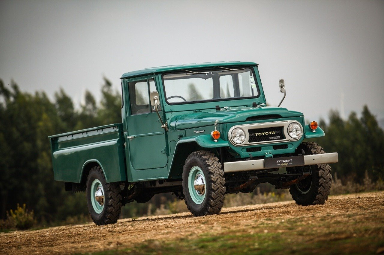 1974 Toyota Land Cruiser HJ 45 Pick up For Sale (picture 1 of 12)