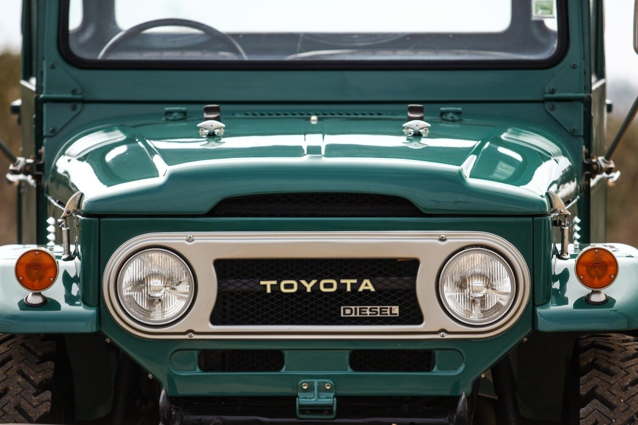 1974 Toyota Land Cruiser HJ 45 Pick up For Sale (picture 4 of 12)
