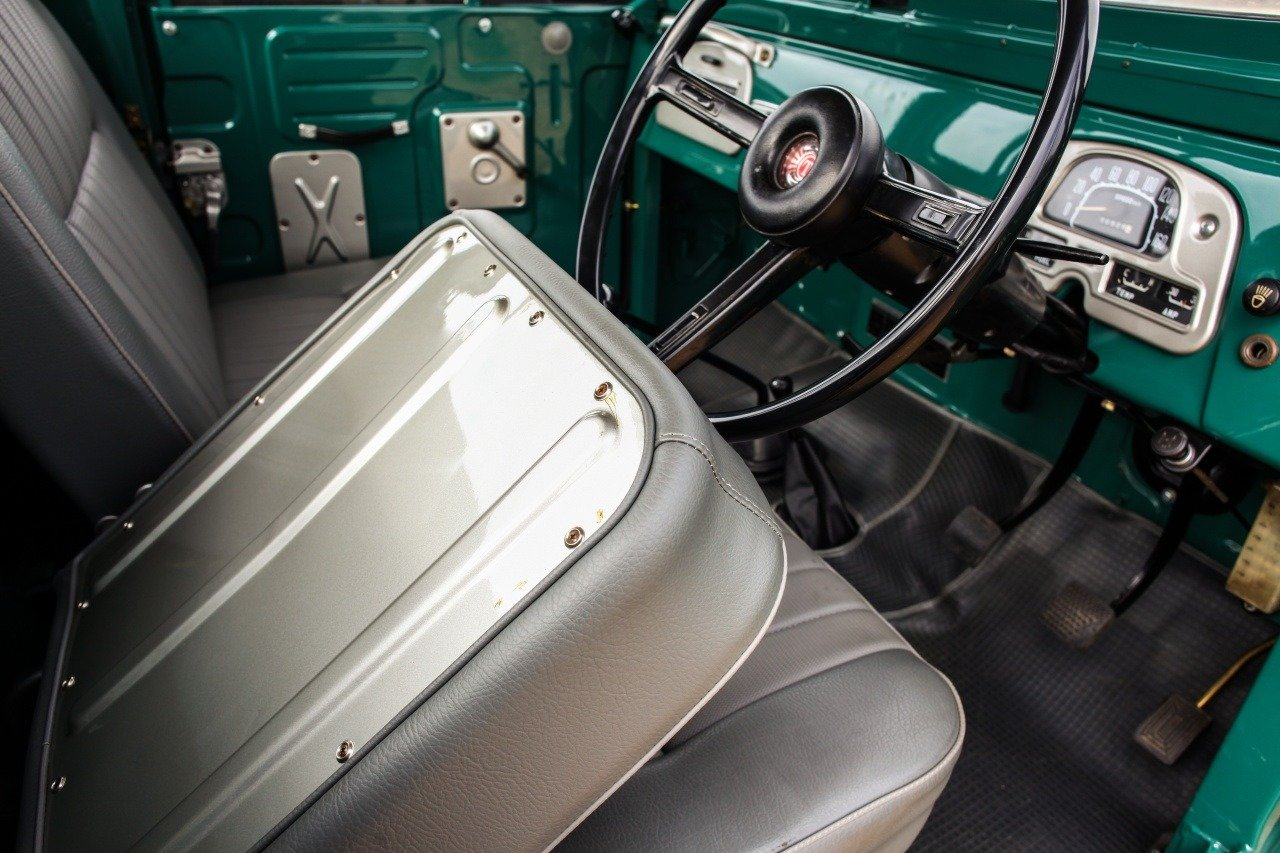 1974 Toyota Land Cruiser HJ 45 Pick up For Sale (picture 6 of 12)