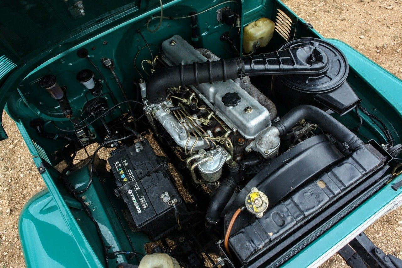 1974 Toyota Land Cruiser HJ 45 Pick up For Sale (picture 7 of 12)