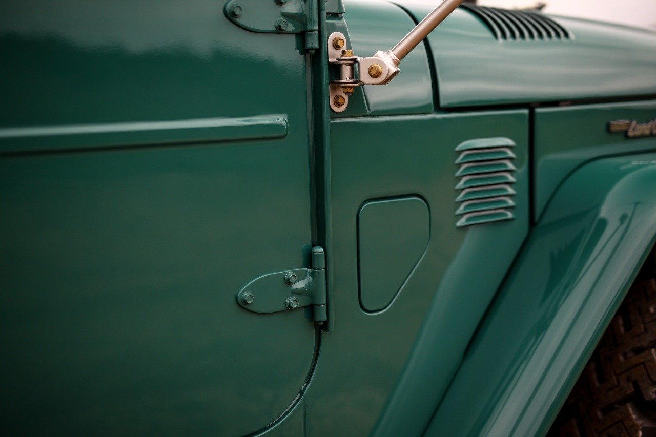 1974 Toyota Land Cruiser HJ 45 Pick up For Sale (picture 8 of 12)