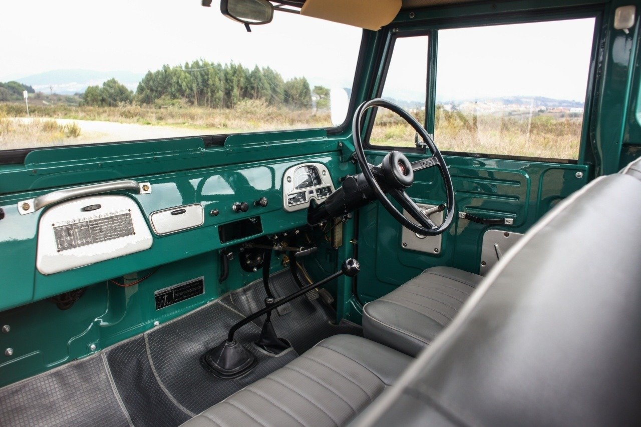 1974 Toyota Land Cruiser HJ 45 Pick up For Sale (picture 11 of 12)