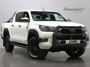 Picture of 2021 21 21 TOYOTA HILUX INVINCIBLE X DOUBLE CAB 2.8 AUTO For Sale