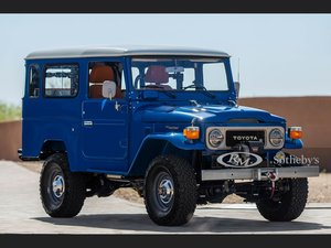 Picture of 1981 Toyota FJ43 Land Cruiser Hardtop  For Sale by Auction